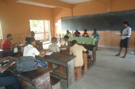 Restauration des valeurs et promotion de la reddition de compte en milieu scolaire
