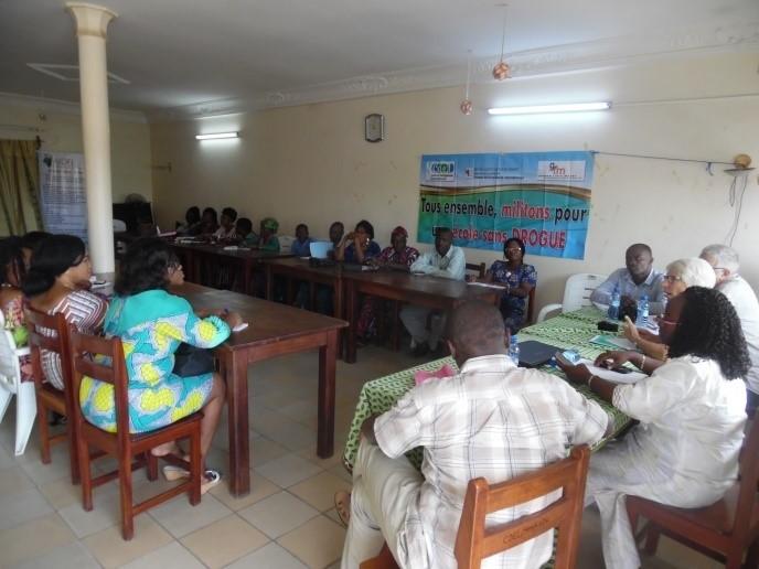 Rencontre avec les membres des associations et GMEC 2