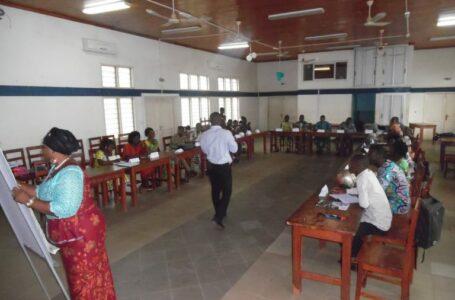 Démarrage des formations en compétences de vie (fcv) au profit des bénéficiaires du projet emplois verts