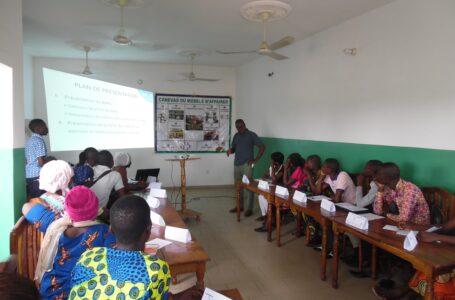 Recrutement des jeunes femmes entrepreneures des communes d'Allada et d'Abomey-Calavi