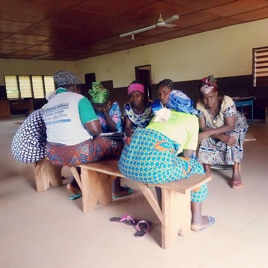 Premier (1) groupe de travail des femmes