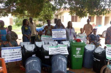 Les ONG CDEL et GRABE-BENIN continuent leurs œuvres pour un cadre de vie sain et le développement durable