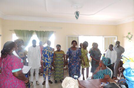 Renouvellement des membres des organes de gouvernance de l'Amicale des Habilleurs du Bénin (AMIHAB)